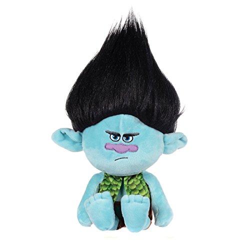 Peluche de personajes de Trolls la película (RAMÓN)