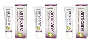 (3 PACK) - Nelsons Arnica Cream For Bruises | 50g | 3 PACK - SUPER SAVER - SAVE MONEY