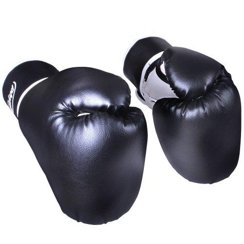 Physionics-Boxhandschuhe-mit-dick-gepolsterten-Schlagflchen-Trainingshandschuhe-in-verschiedenen-Gren-14-Oz