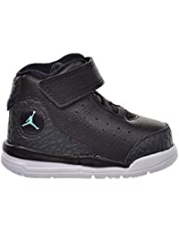 best loved 934f0 dcb1a Jordan Flight Tradition BT Toddler s Shoes Black Hyper  Turquoise Anthracite White 819540-