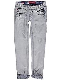Blue Rebel Fille Jeans, Bleu, taille 122