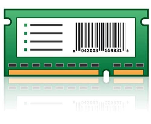Lexmark ms610de Forms and Bar Code Card Lexmark