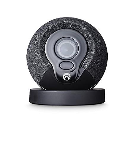 Cocoon All-In-One Smart Home Security   WiFi Burglar Alarm System   HD Video Surveillance   Wireless Security Camera   Smartphone Alert (Black)