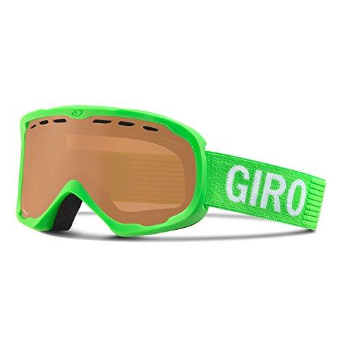 Focus Giro Masque de ski mixte adulte Vert Taille unique