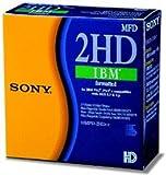 Die besten Sony Computer Gaming - Sony 8,9 cm (3,5 Zoll) Diskette, 10er Pack Bewertungen