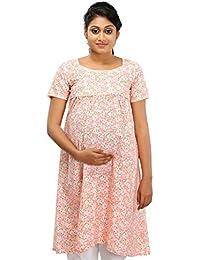 2932e02f34d38 Ziva Maternity Wear Women's Kurtas & Kurtis Online: Buy Ziva ...