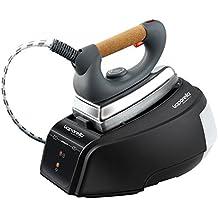 Polti Vaporella Forever 615pro Hierro de planchado a vapor con caldera, autonomía illimitata, 4 bar, negro/gris(Reacondicionado)
