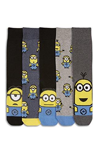 MINIONS – Calcetines cortos – para hombre