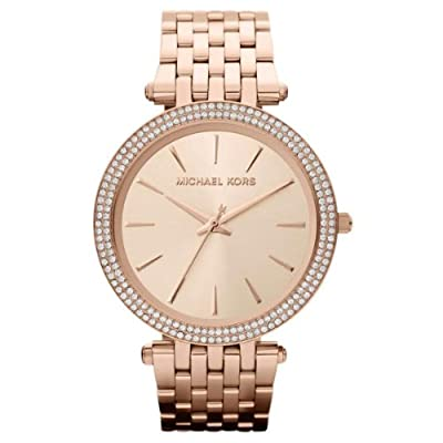 Michael Kors MK3192 Ladies All Rose Gold Watch