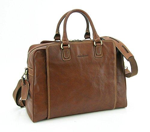 GIANNI CONTI Reisetasche mit Premiumqualität aus Leder