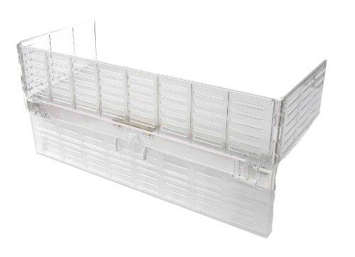 Reer 2003.9 - Herdschutzgitter Luxus transparent