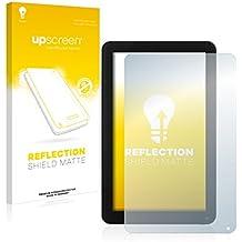 upscreen Reflection Shield Protector Pantalla Mate Woxter Nimbus QX 102 Película – Antireflejos, Anti-Huellas