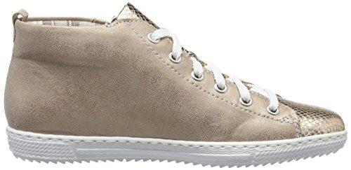 Rieker L9446 Sneakers Alte Da Donna Multicolore (rame / Rosa / Rosa / Rosa / 91)
