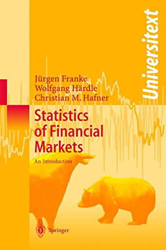 Statistics of Financial Markets: An Introduction (Universitext) (Professional-serie Franke)