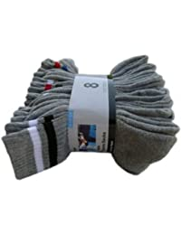 16 Paar Marken Sportsocken - in 7 Farben Verfügbar