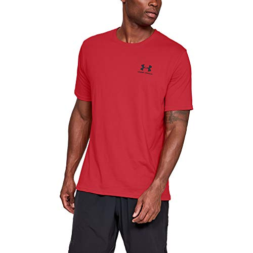 Under Armour Sportstyle Left Chest SS Camiseta