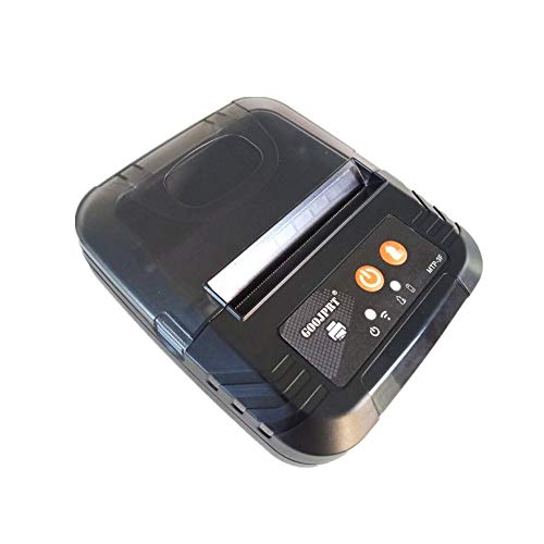 Colinsa 80MM USB Compatible with ESC/POS/Star Print Commands Thermo  Receiving Printer Portable Personal Mobile Mini Wireless Bluetooth