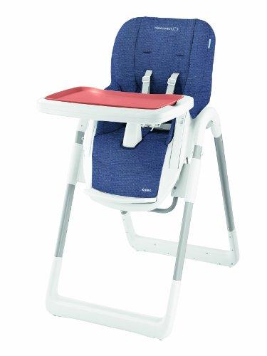 Solution 3 en 1: transat, chaise pour...