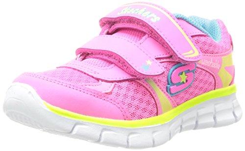 Skechers SynergyLil Softy M盲dchen Sneakers Mehrfarbig (NPMT)