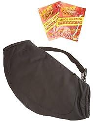 Heat Factory Muff - Accesorio para caza, color negro