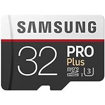 Samsung Memory Pro Plus - Tarjeta de memoria de 32GB