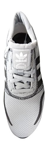 adidas Los Angeles, Baskets Basses Homme LGTGRE/DKGREY/FTWWHT BA8418
