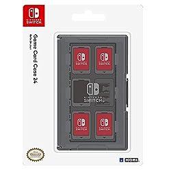 HORI Game Card Schutzhülle [Nintendo Switch] schwarz