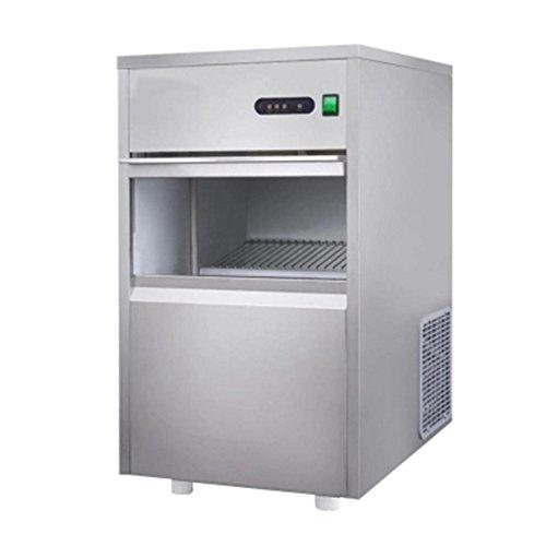 Nan Maker Machine Commercial Edelstahl 30/50kg/24hr Eismaschine