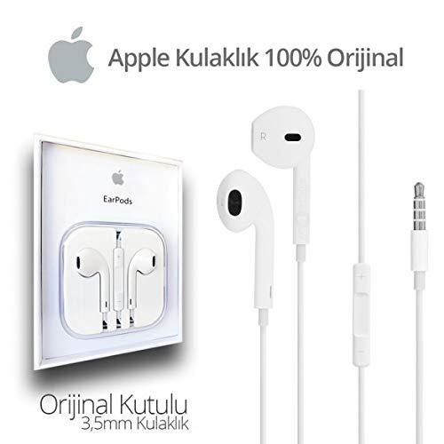 Cuffie auricolari EarPods MD827ZM A ORIGINALI APPLE per iPhone 4S 5 5S 6 6S  Plus 8eae8c6dd0a9