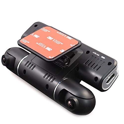 NPNPNP Aufnahmegerät Fahren 360 Grad Doppel-objektiv-Panorama-high-Definition-fahrschreiber Car Black Box Car Styling Zubehör -