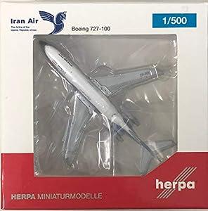 Herpa 530828 B727-100 - Kit para maquetas de Aviones Irán