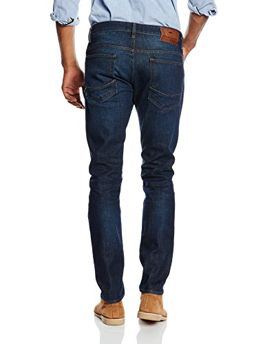 Cross Herren Jeanshose Blau (dirty blue 012)