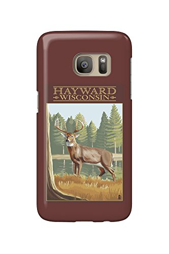 hayward-wisconsin-white-tailed-deer-galaxy-s7-cell-phone-case-slim-barely-there