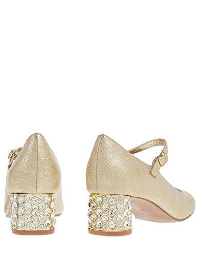 Ouro Com Strass Tempestade Sapatos Salto Monção TxIqFTS6
