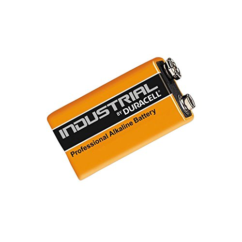 LINDY Industrial by Duracell 9V/PP3 Alkaline Battery (Pack of 10)