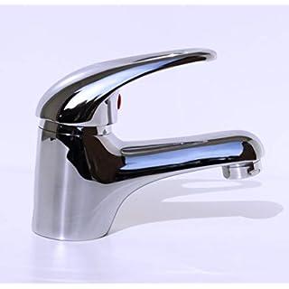 ATORRE - Bathroom Single Lever Basin Mono Mixer in Chrome including Clicker Waste