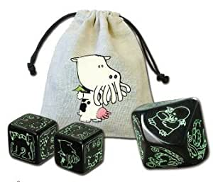 Q-Workshop MUN21 - Munchkin Cthulhu Dice of Doom