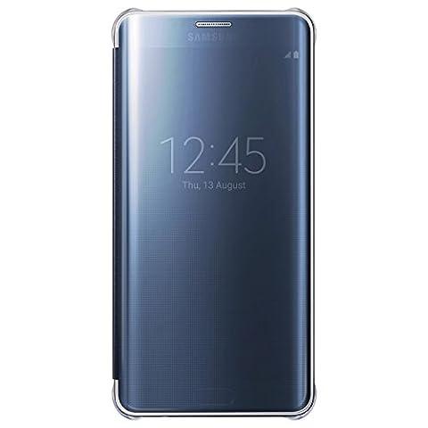 Coque Samsung Galaxy S6 Edge Noir - Samsung Original Galaxy S6 Edge Plus Clear