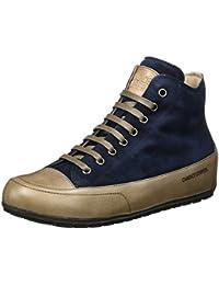 Candice Cooper Damen Camoscio Hohe Sneaker