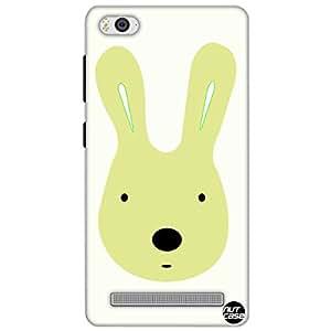 Designer Xiaomi Mi4i Case Cover Nutcase -Sweet Bunny