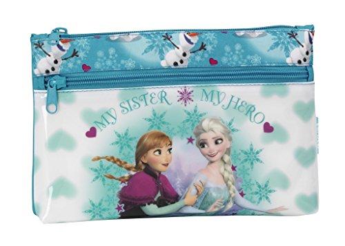 Disney Frozen – Frozen completamente descaradamente, modelo primavera (S033) funda, 23 x 16 x 3 cm