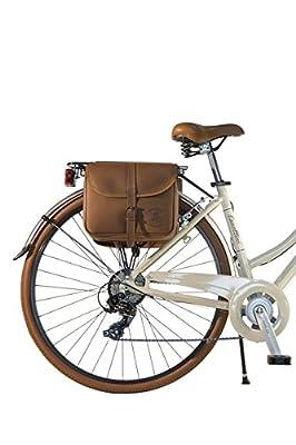 Canellini Via Veneto by Fahrrad Rad Citybike CTB Frau Vintage Retro Dolce Vita Aluminium Beige