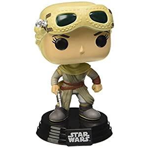 Funko Pop Rey con gafas (Star Wars 73) Funko Pop Star Wars