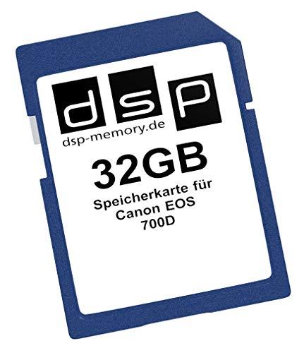DSP Memory Z-4051557435971 32GB Speicherkarte für Canon EOS 700D - 4