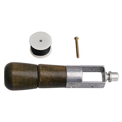 BQLZR Stitcher Sewing Ahle Hand Repair Tool Gewinde Kit mit Nadeln Spule f¨¹r Ledergewebe
