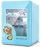 Detazhi Biberón con esterilizador UV / 2-en-1 / Infant Suppies Desinfección del gabinete del bebé Productos for el Cuidado de Secado