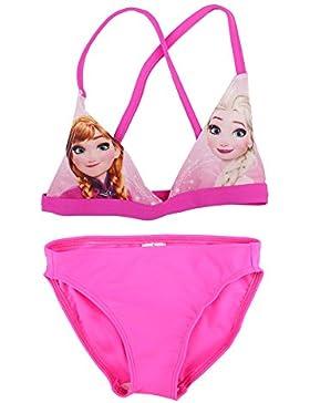 DISNEY Mädchen Die Eiskönigin Bikini, pink