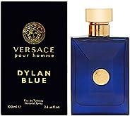 Versace Dylan Blue Eau de Toilette för Män, 100 ml