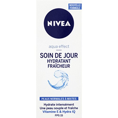 Nivea Soin de Jour Hydratant Fraîcheur, Peaux Normales à MIXTES-Envoi Rapide ET soignée (Prix PAR Unité)