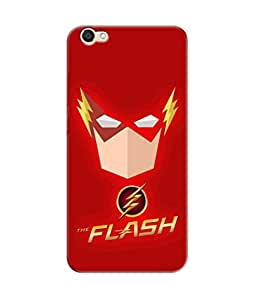 Be Awara Flash Mask Art Designer Mobile Phone Case Back Cover For Vivo V5
